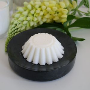 luxurious and moisturizing soap
